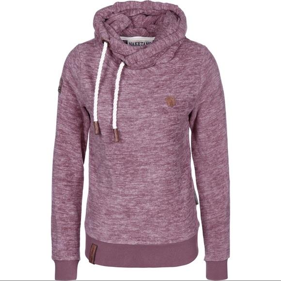 Naketano Purple Hoodie
